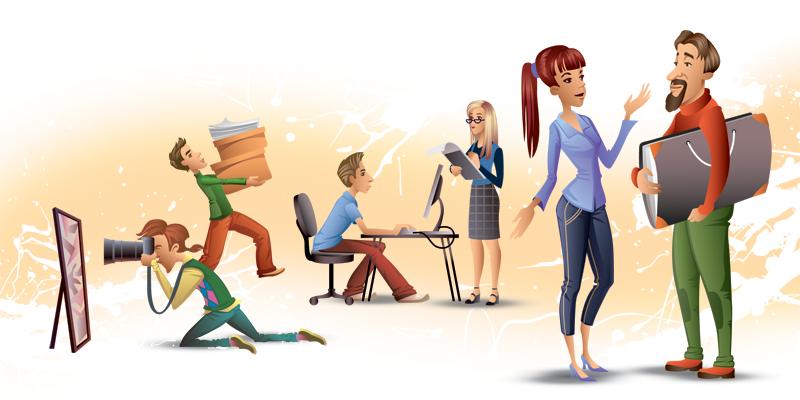 Поиск работы по вакансии дизайнера
